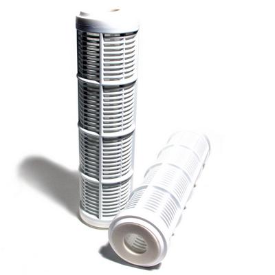 """Auswaschbarer Filter 10"""" x 2,5"""", Abscheidegrad 100 µm"""