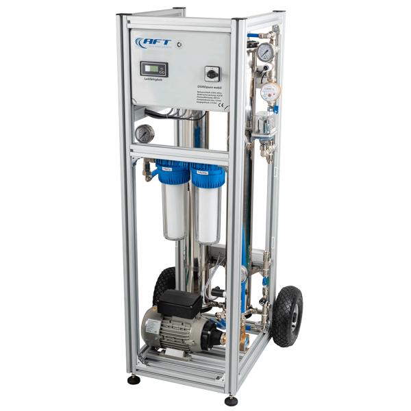 OSMOpure 250, Osmoseanlage bis 250 l/h, mobil oder stationär
