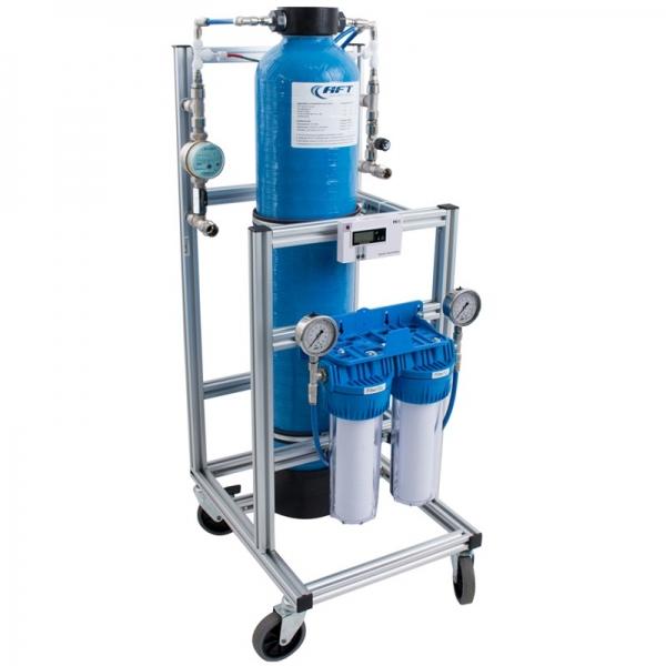 Heizungswasser HWM - Mobile Befüllstation bis 40°C