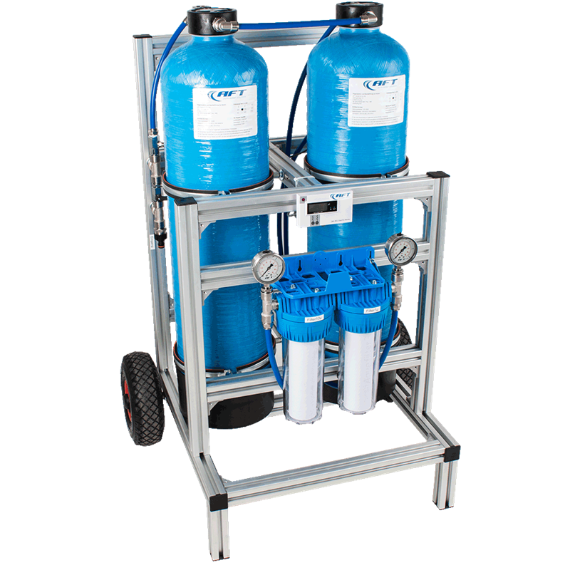 Top VE-Wasser selbst herstellen - Gewerbe & Industrie • AFT QU42