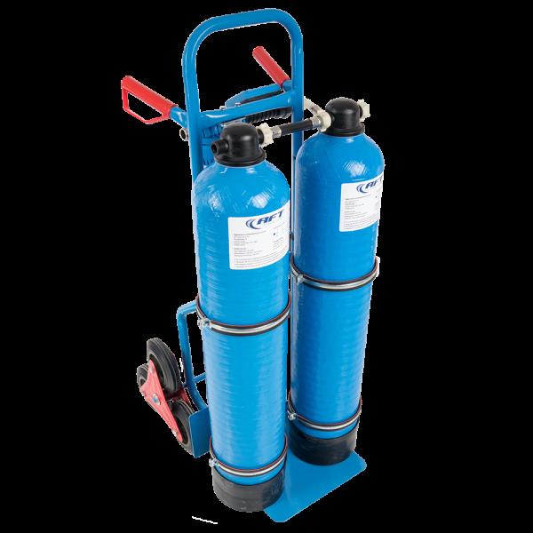 Batteriewasser Set Mobil 300