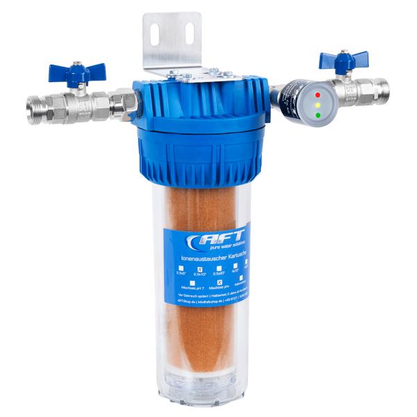 Heizungswasser HWN 10 - Nachspeise-Komplettsystem mit Meßung