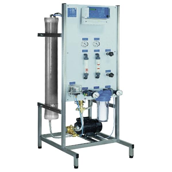 Umkehrosmose Standanlage von 50 bis 10.000 l/h, Industrie