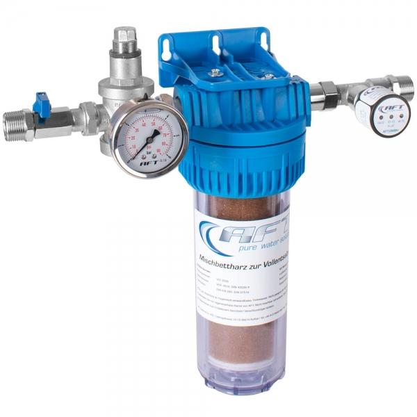 Heizungswasser HWN 10 PRO - Nachspeise-Komplettsystem mit Messung
