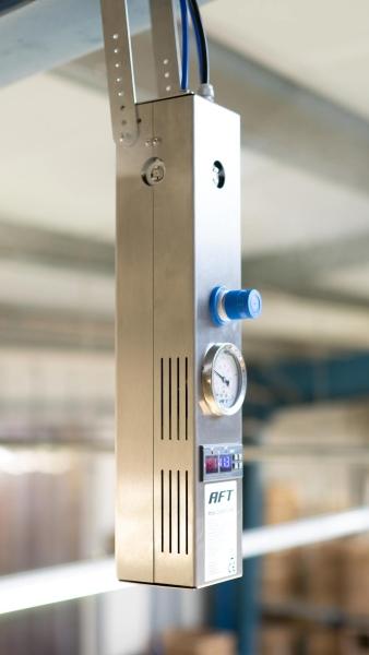 Luftbefeuchter DualFOG One mit Druckluft und Wasser