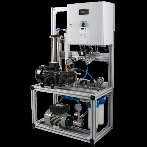 Osmoseanlage mit Hochdruckpumpe