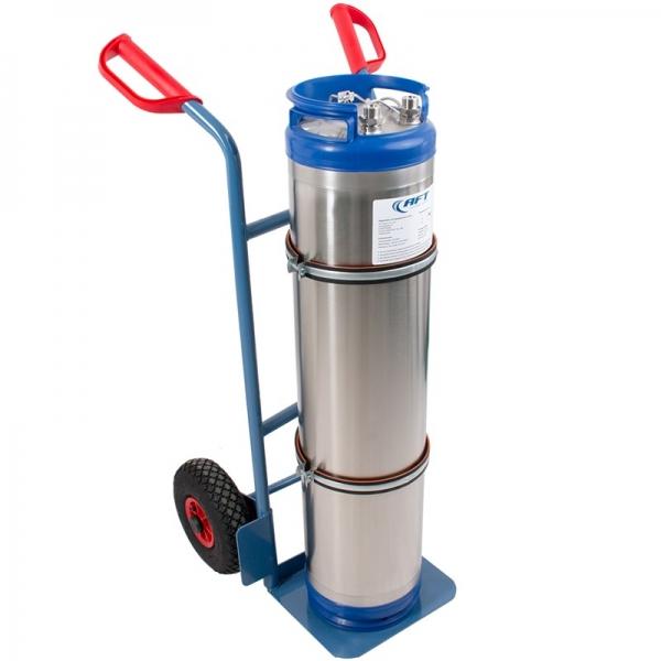 Heizungswasser HWS - Mobile Befüllstation bis 65°C
