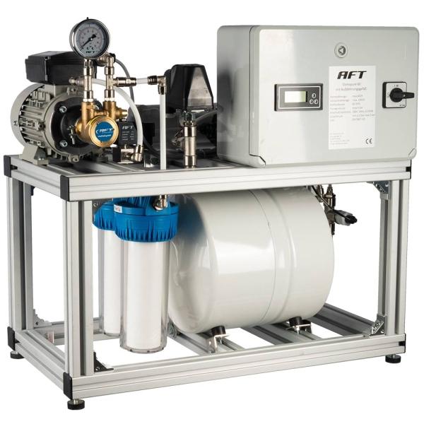 OSMOpure 90S - Osmoseanlage bis 90 l/h mit Druckspeicher